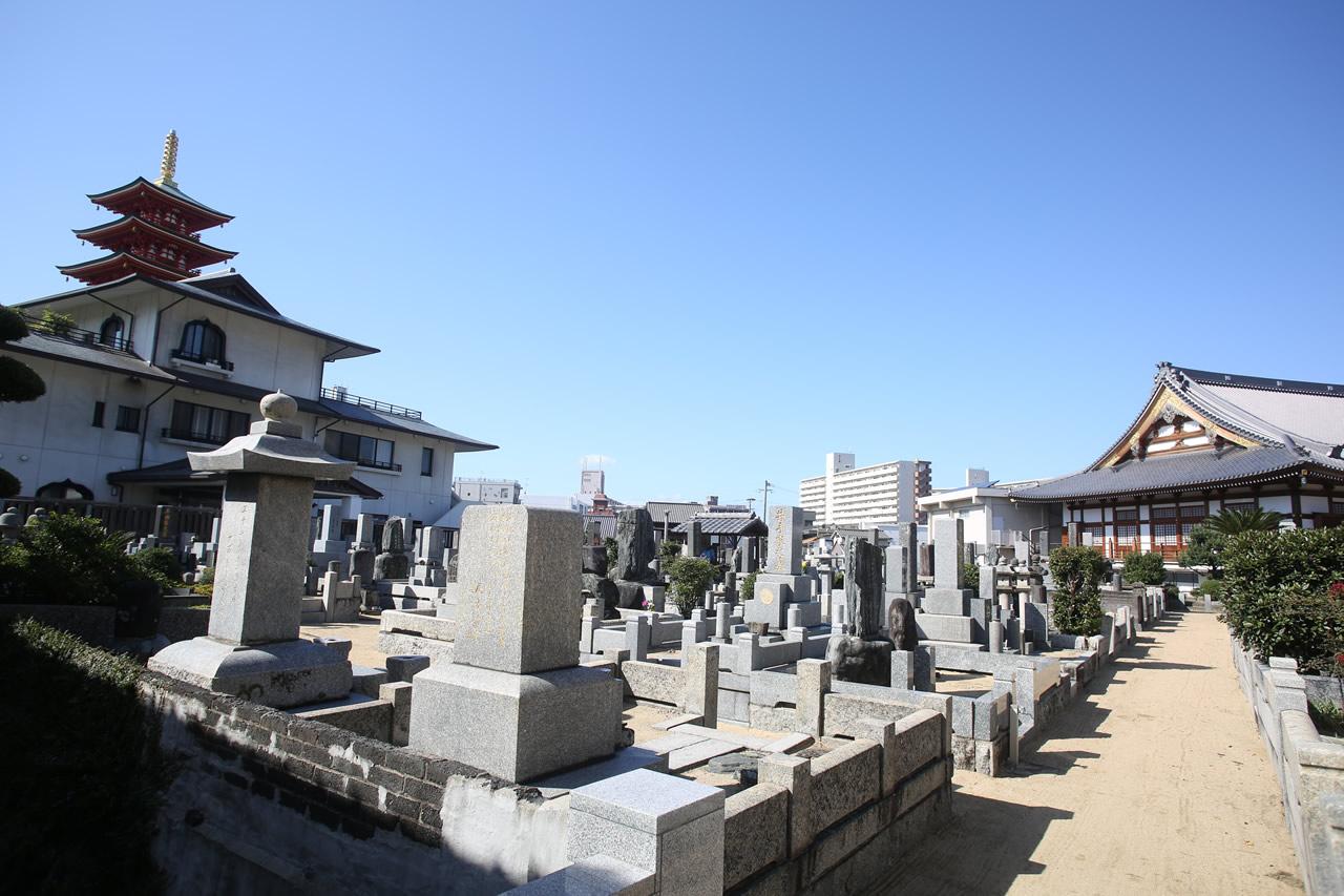 境内墓地イメージ01